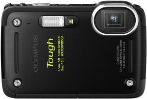 Olympus TG-620 black (V104070BE000)