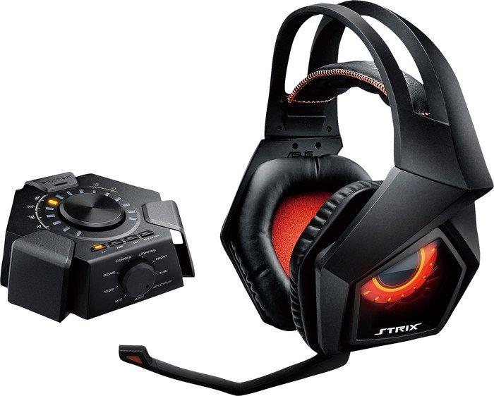ASUS Strix 7.1 Gaming Headset (90YH0091-M8UA00)