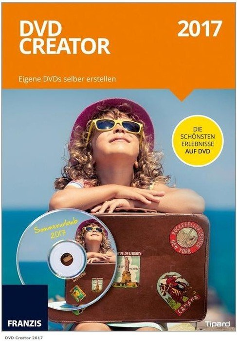 Franzis DVD Creator 2017 (deutsch) (PC)