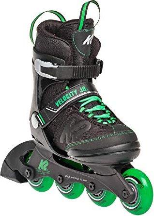 Inline-Skates K2 Inline Skates Velocity JR Girls Kinder Inliner Inlineskates