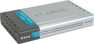 D-Link DES-1008F, 8-Port