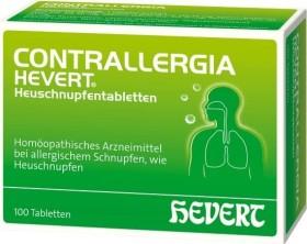 Hevert Contrallergia Heuschnupfentabletten, 100 Stück