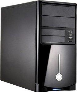 Compucase 6T10 schwarz/silber
