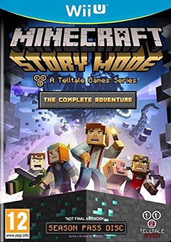 Minecraft Story Mode Deutsch WiiU Ab De - Minecraft spiel kaufen amazon