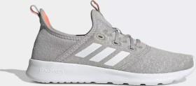 adidas Cloudfoam Pure metal grey/chalk white/signal coral (Damen) (EG3845)