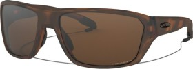Oakley Split Shot matte tortoise/prizm tungsten polarized (OO9416-0364)