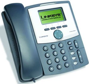 Cisco SPA921 VoIP-Phone