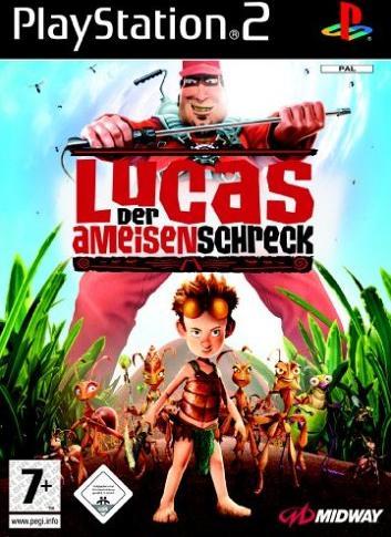 Lucas der Ameisenschreck (deutsch) (PS2) -- via Amazon Partnerprogramm