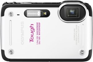 Olympus TG-620 white (V104070WE000)