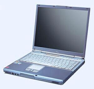 Fujitsu Lifebook E7010, Pentium 4 2.40GHz