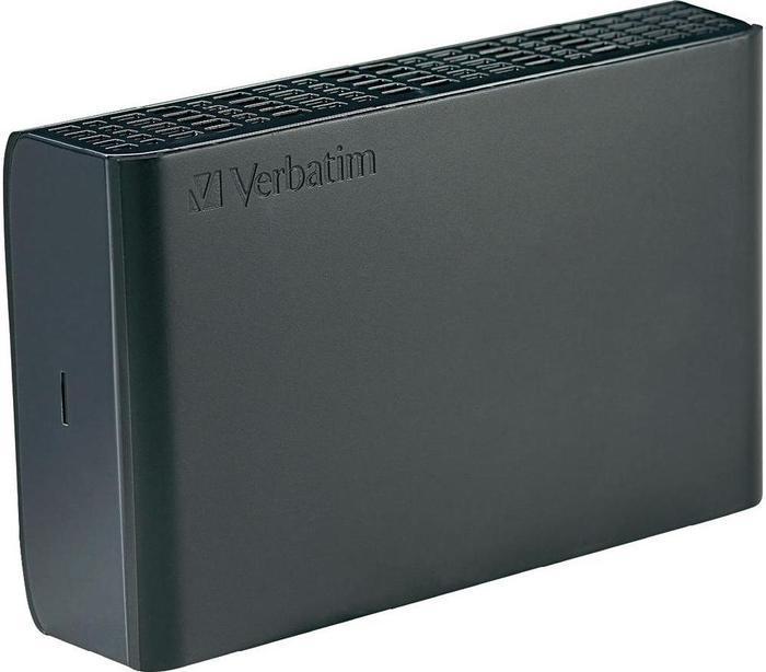 Verbatim store 'n' save 4TB, USB-B 3.0 (47674)