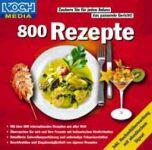 Koch Media: 800 przepisów (UltaLine) (PC)