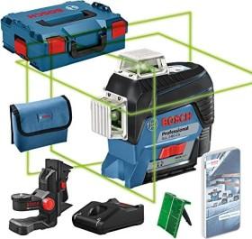 Bosch Professional GLL 3-80 CG Linienlaser inkl. L-Boxx + Akku 2.0Ah (0601063T00)