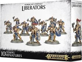 Games Workshop Warhammer Age of Sigmar - Stormcast Eternals - Liberators (99120218014)