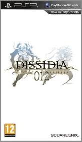 Final Fantasy: Dissidia 012 (PSP)