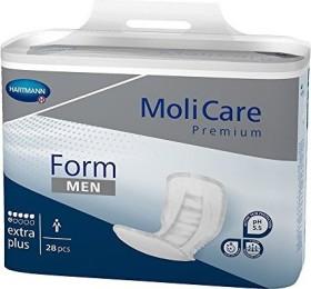 Hartmann MoliCare Premium Form MEN extra plus Hygieneeinlagen, 28 Stück (1688192)