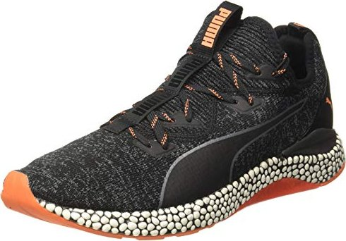Puma hybrid Runner Unrest puma black/firecracker (men) (191507-01)