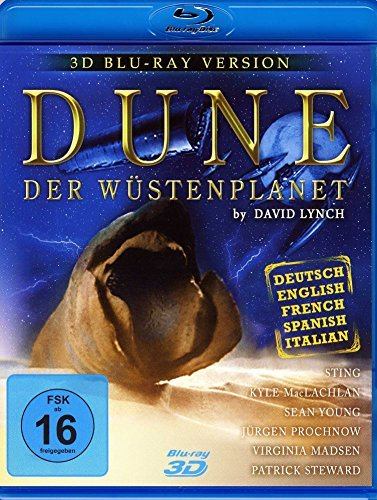Dune - Der Wüstenplanet (3D) (Special Editions) (Blu-ray) -- via Amazon Partnerprogramm