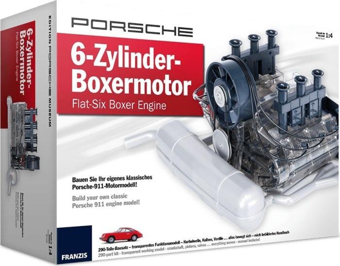 Franzis Porsche 6-Zylinder-Boxermotor