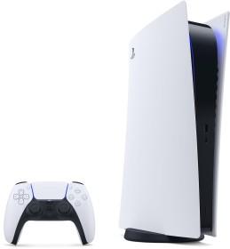 Sony PlayStation 5 Digital Edition - 825GB weiß (9395300)