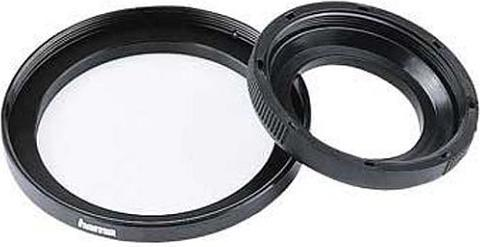 Hama Filter-Adapter-Ring Objektiv 52.0mm/Filter 49.0mm (15249)