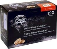 Bradley Smoker cherry smoking bisquettes, 120-pack