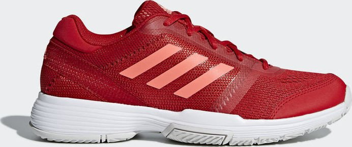best sneakers 2487d 70cf4 adidas Barricade Club scarletflash redftwr white (Damen) (AH2099)