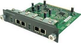 D-Link DES-132G, 2x 1000Base-SX slot moduł