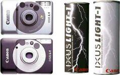 Canon Ixus L-1 Silver set (2242A005)