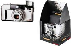Canon Prima Super 135N zestaw