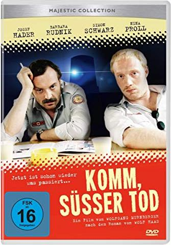 Komm, süsser Tod (Hader) -- via Amazon Partnerprogramm