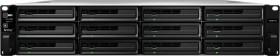 Synology Rackstation RS3617xs, 4GB RAM, 4x Gb LAN, 2U