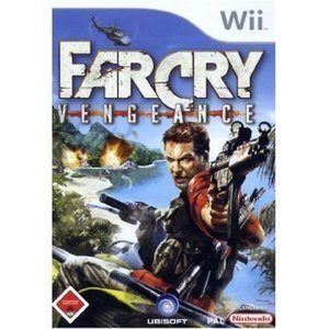 Far Cry Vengeance (English) (Wii)
