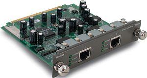 D-Link DES-132T, 2x 1000Base-T slot moduł