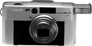 Canon Prima Super 120 Caption
