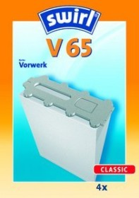 Swirl V65 Classic Staubbeutel