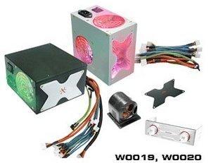 Thermaltake PurePower Butterfly 480W ATX LED-Lüfter (versch. Farben)