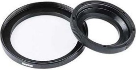 Hama Filter-Adapter-Ring Objektiv 55.0mm/Filter 49.0mm (15549)