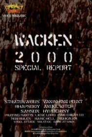 Metal Warriors - Wacken 2000 Special Report