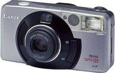 Canon Prima Super 105 QD zestaw