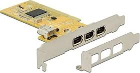 DeLOCK 4x FireWire, PCI (89443)