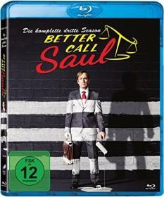 Better Call Saul Season 3 (Blu-ray)