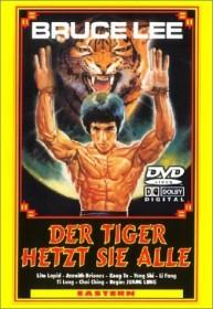 Der Tiger hetzt sie alle
