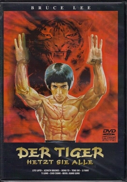 Der Tiger hetzt sie alle -- via Amazon Partnerprogramm