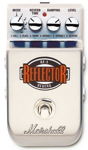 Marshall RF-1 Reflector stereo reverb Effect pedal