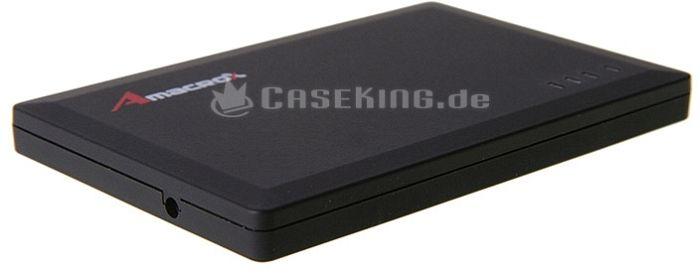 AmacroX PXT1 Slim Power Bank 1500 (PB1500S) -- © caseking.de