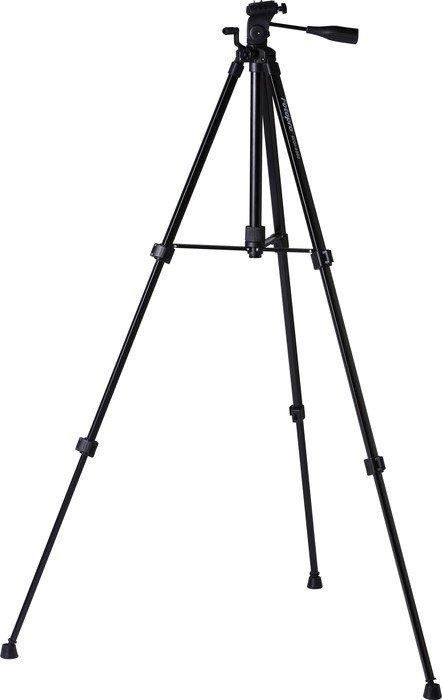 Rollei Fotopro DIGI 9300 Stativ schwarz Höhenverstellbar 48-150cm Traglast 3kg