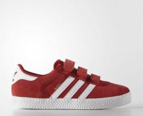 adidas Gazelle 2.0 lush red/white (Junior) (S74761)