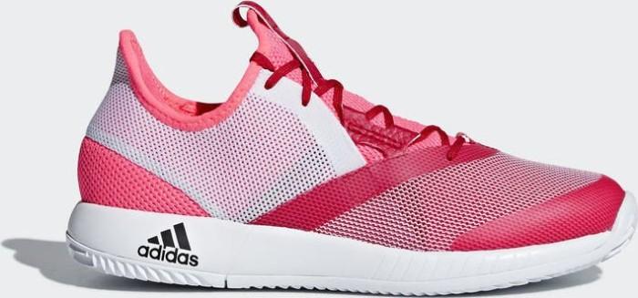 the latest bb76d 0288f adidas adizero Defiant Bounce flash redftwr whitescarlet (Damen) (AH2112