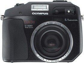 Olympus Camedia C-5060 Wide zoom (różne zestawy)